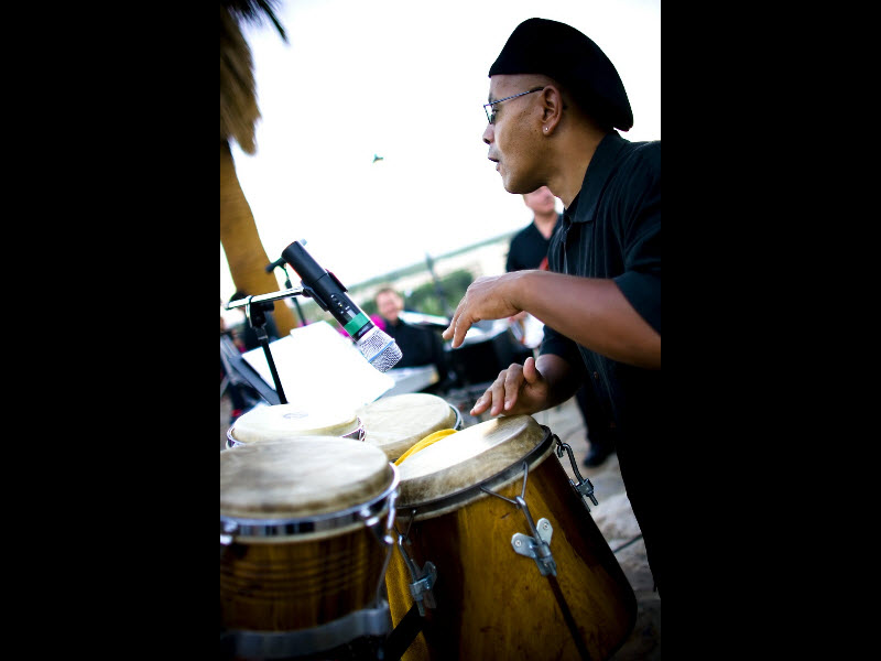 TMCO Percussionist